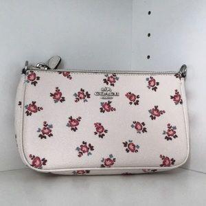 Coach Floral Mini Purse